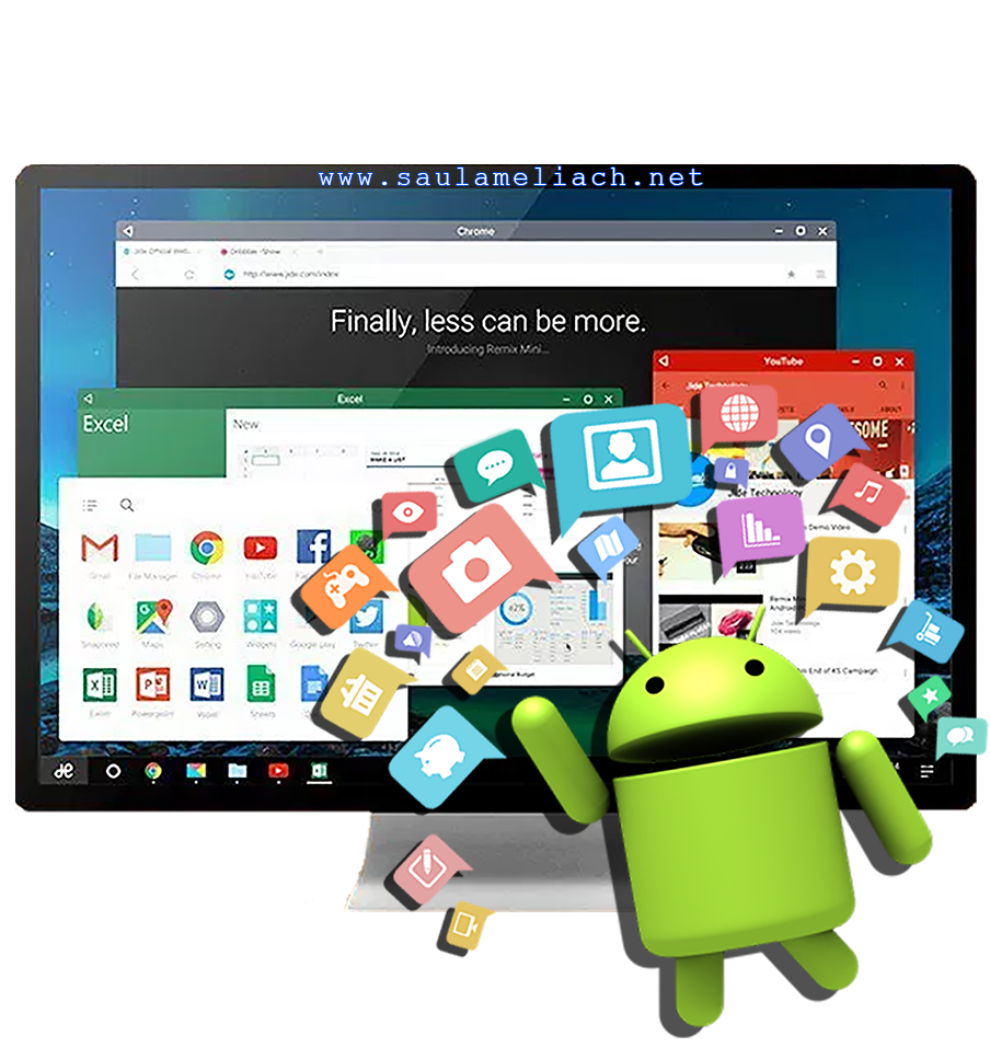 Android en tu PC