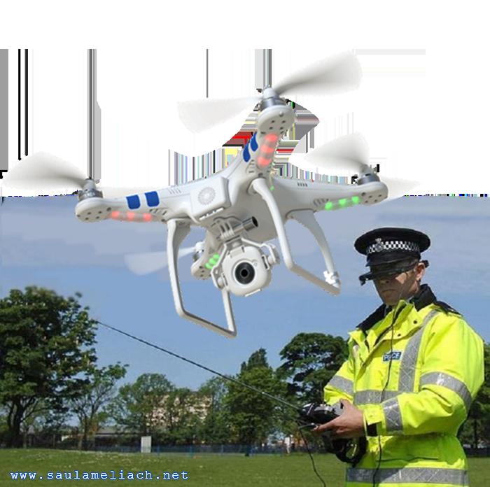 Drones Policias