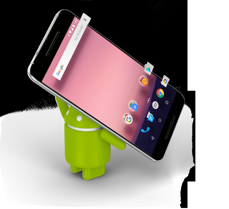 Android O -saul ameliach