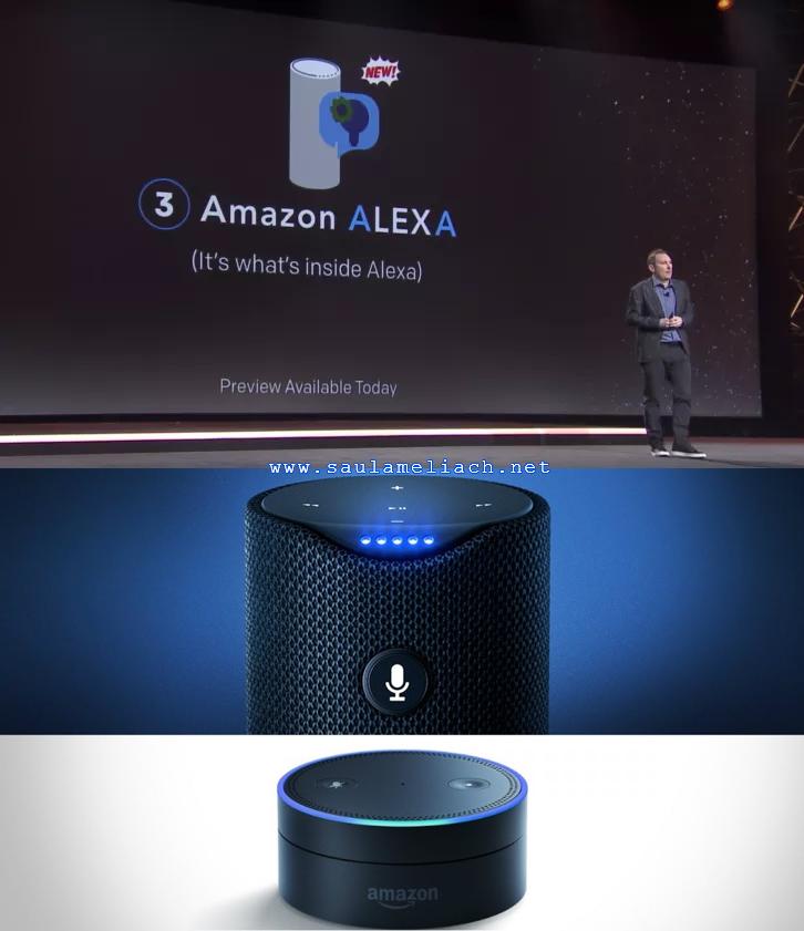 Amazon abre la tecnología de Alexa a todos los desarrolladores