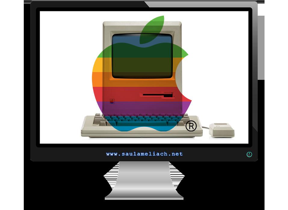 Emulador de Macintosh en Internet Archive