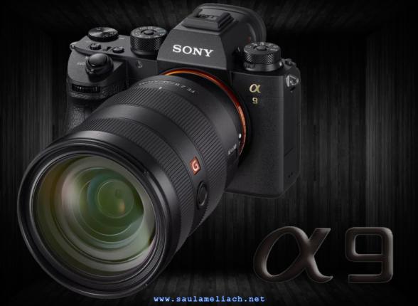 Sony A9, la nueva joya de la corona full frame