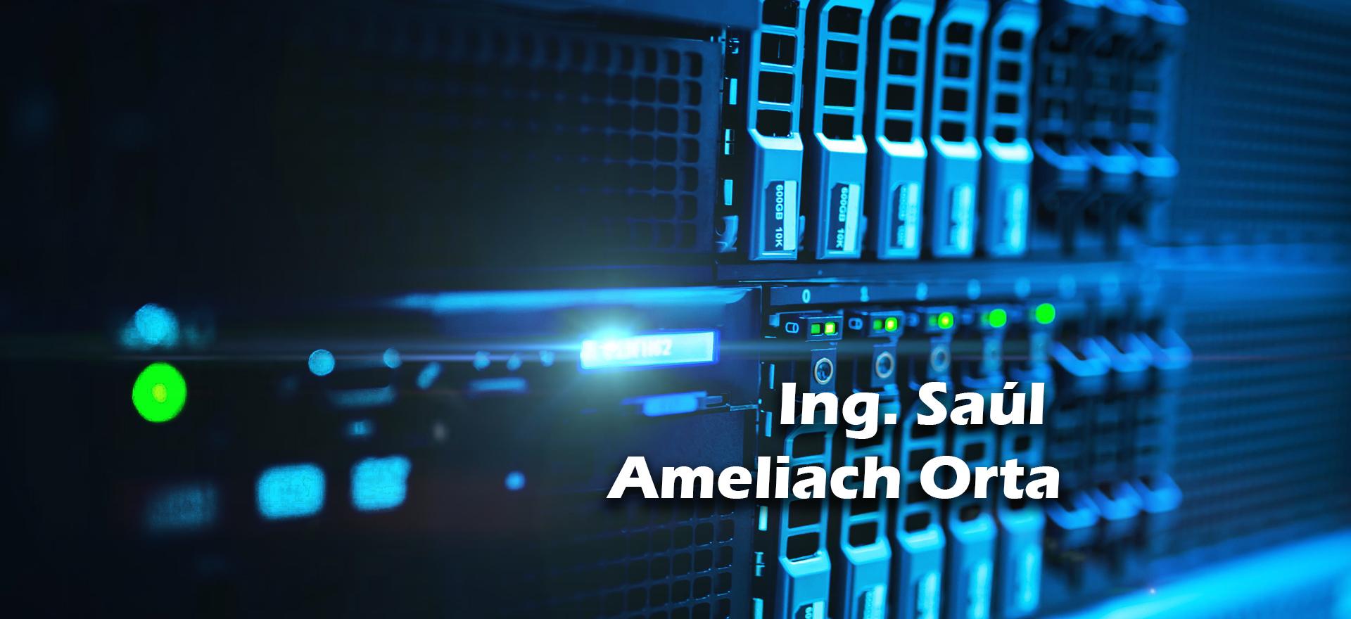 Biografia de Saul Ameliach