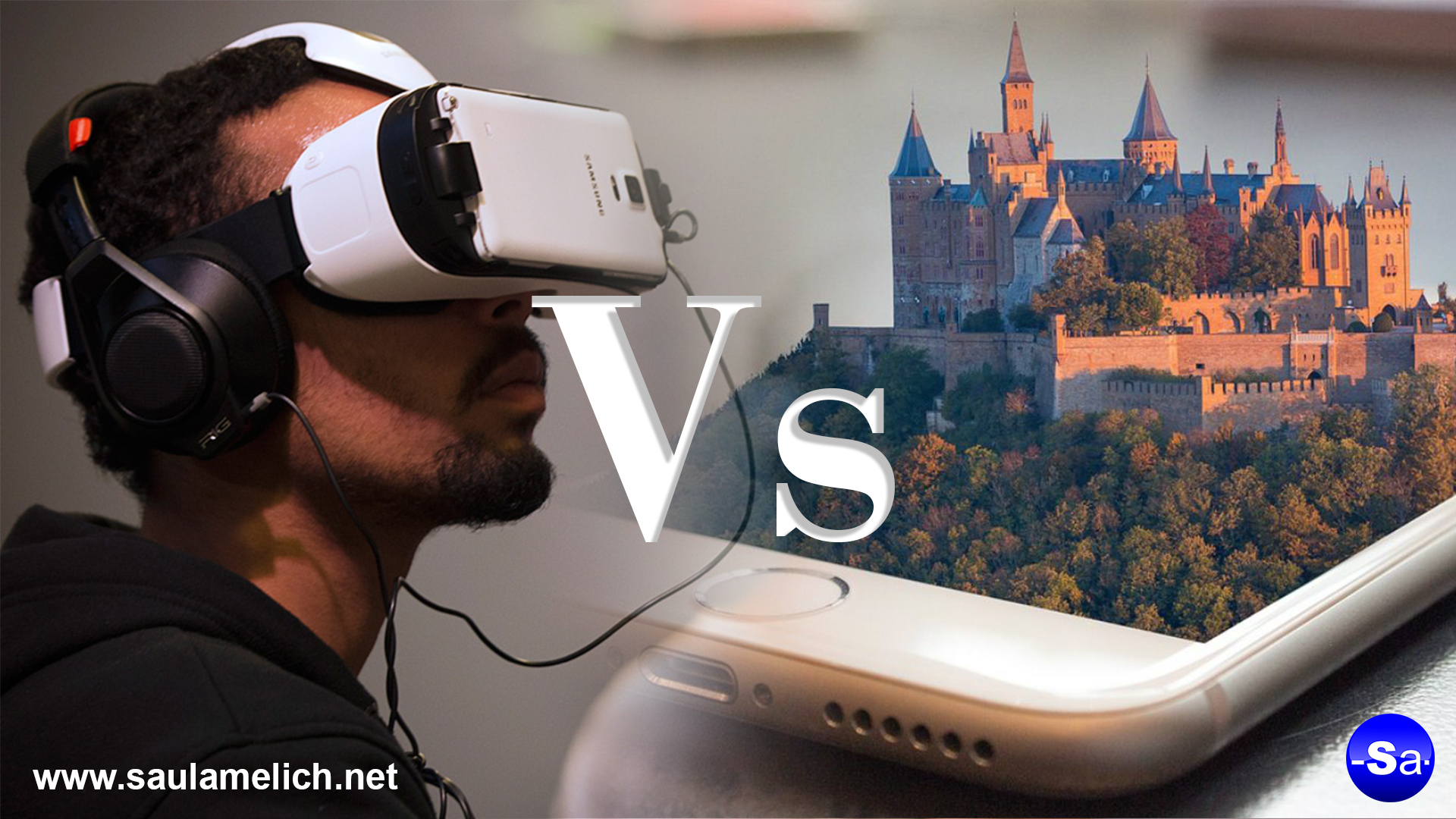 saul ameliach - Realidad Virtual - Mundos