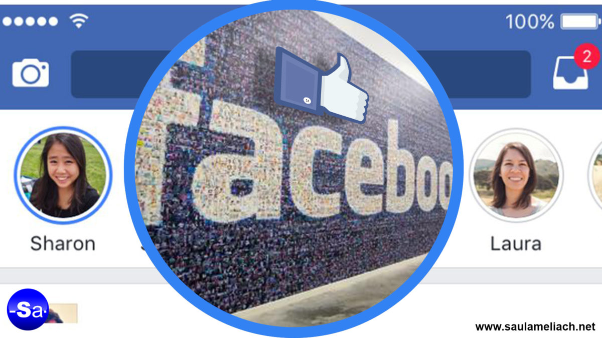 saul ameliach-Facebook Stories-realidad aumentada