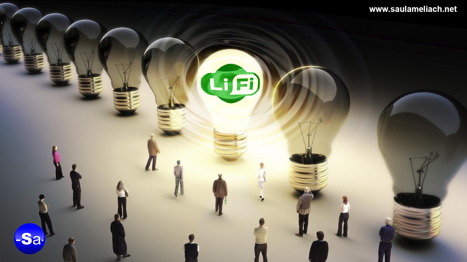 saul ameliach - LiFi - Luz