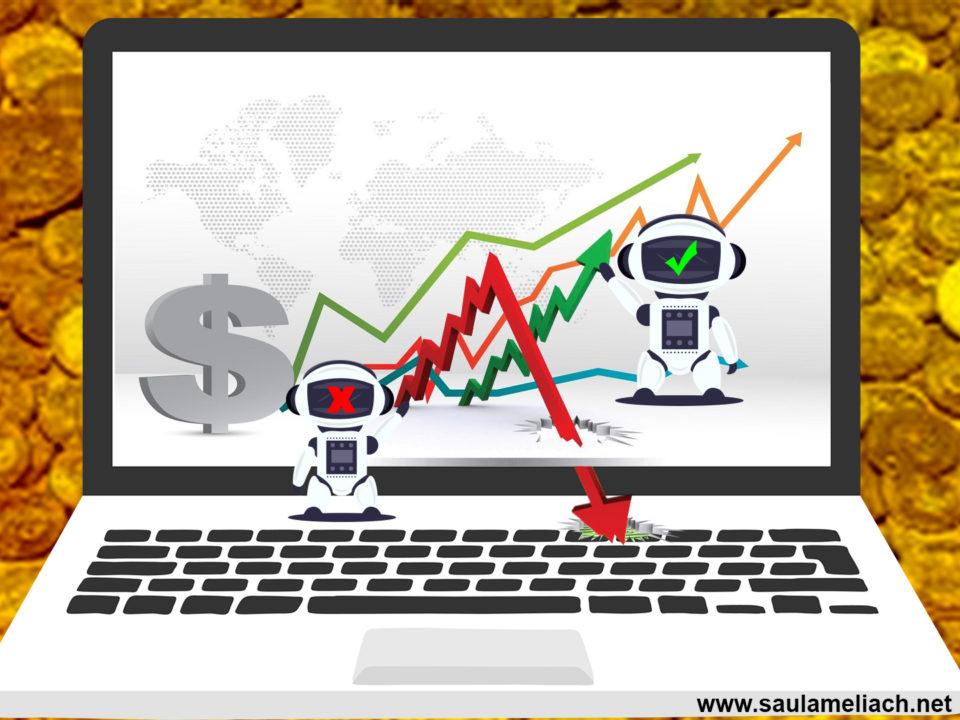 saul ameliach - Robo-Advisors- finanzas