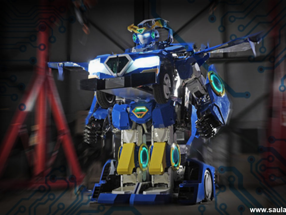 saul ameliach - Transformers-AutoBots