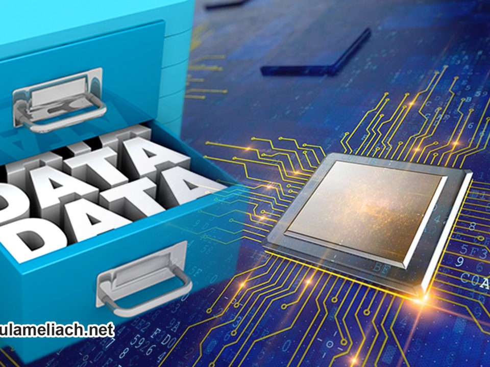 saul ameliach - imanes - almacenamiento de datos - tecnologias