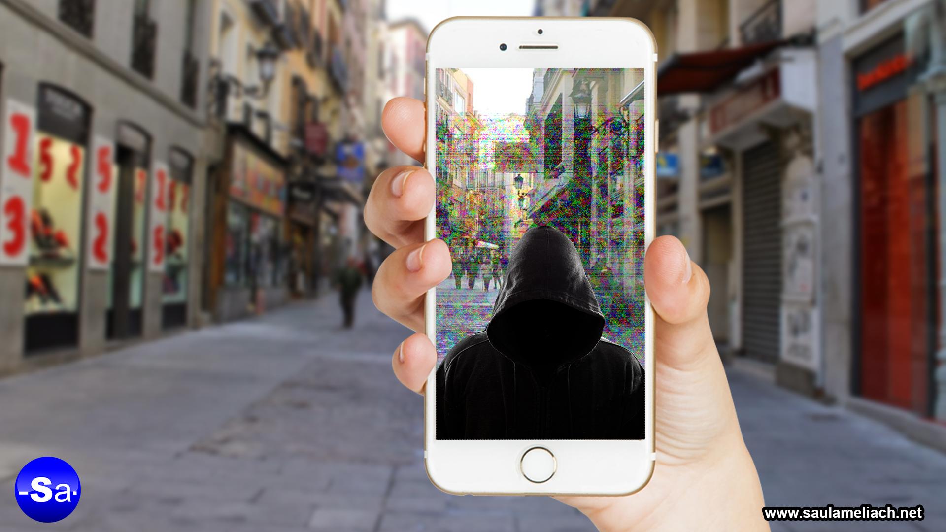 saul ameliach amenazas digital