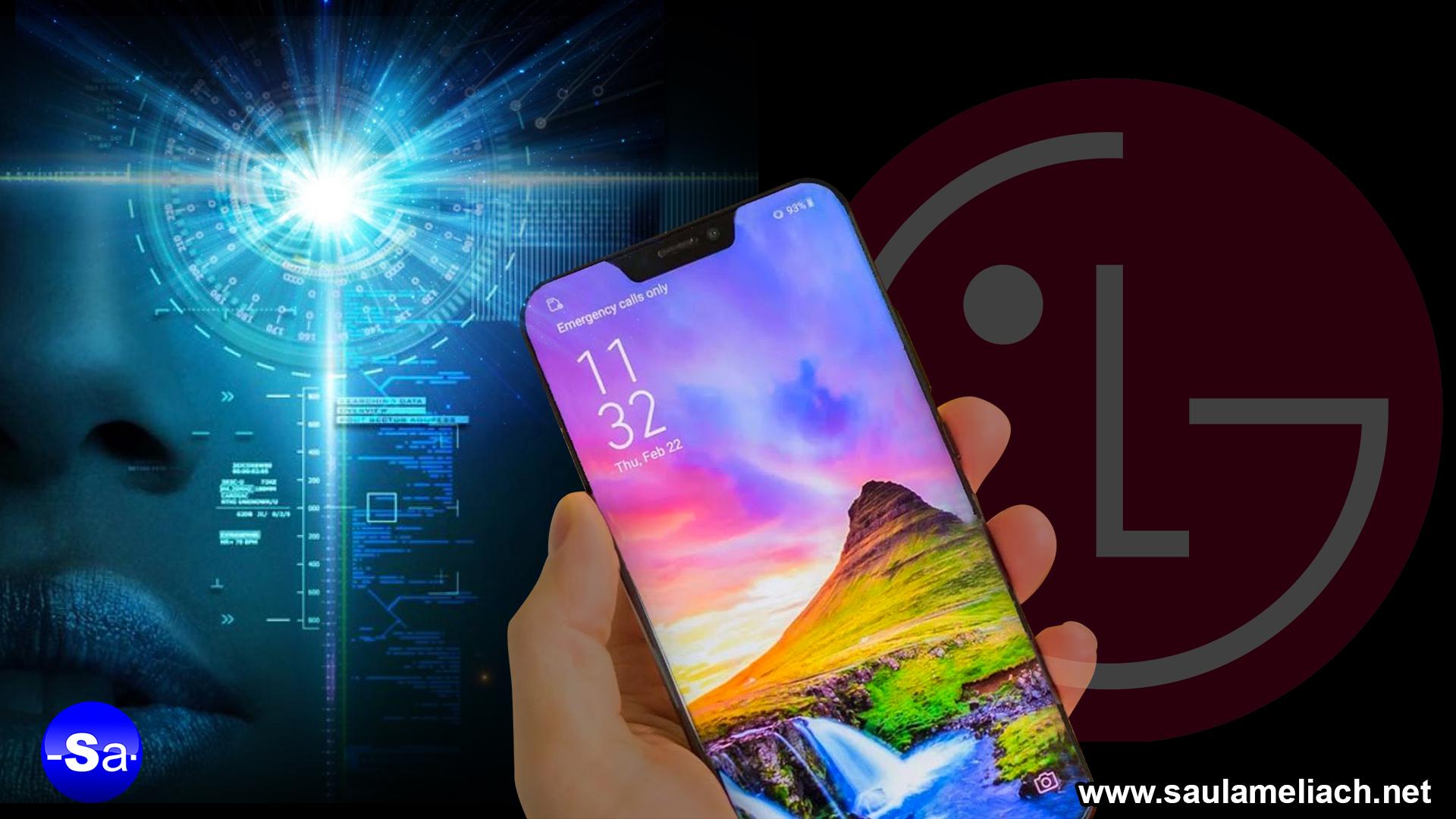 saul ameliach - LG Electronics - LG G7 ThinQ