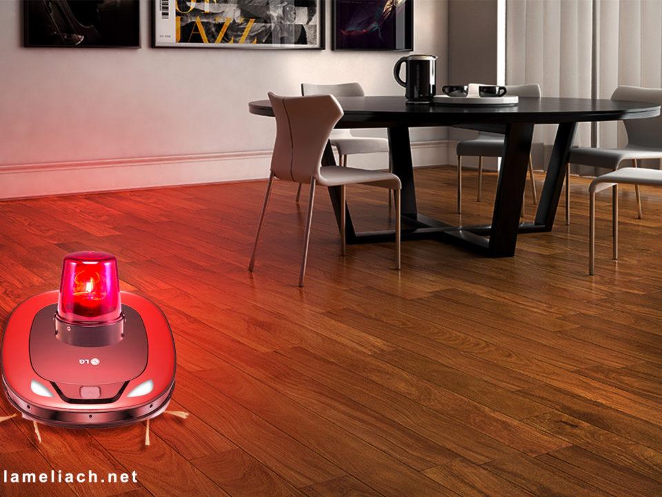 saul ameliach - robot