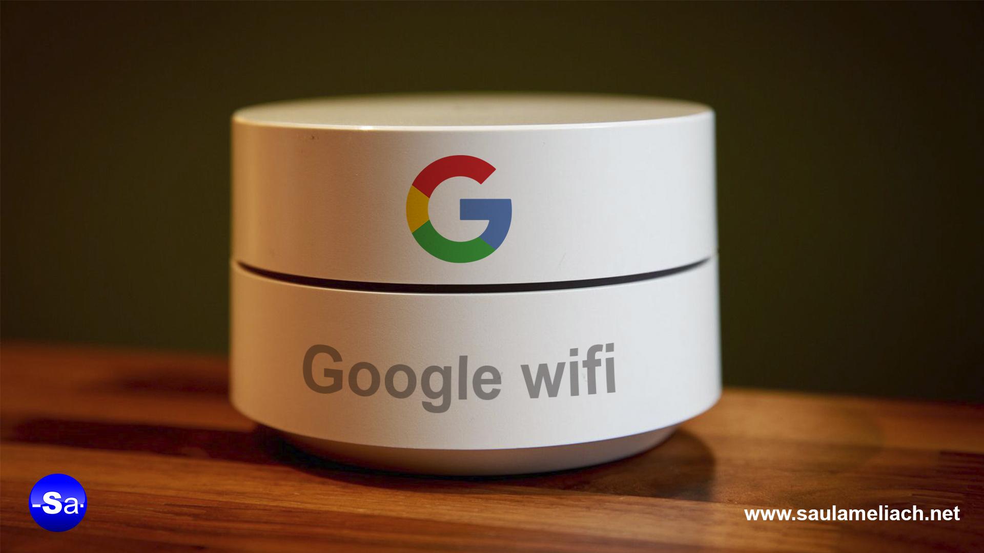 saul ameliach - router - wifi