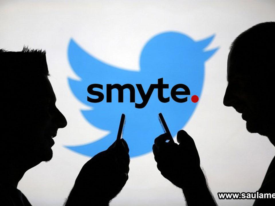 saul ameliach - Twitter - Smyte