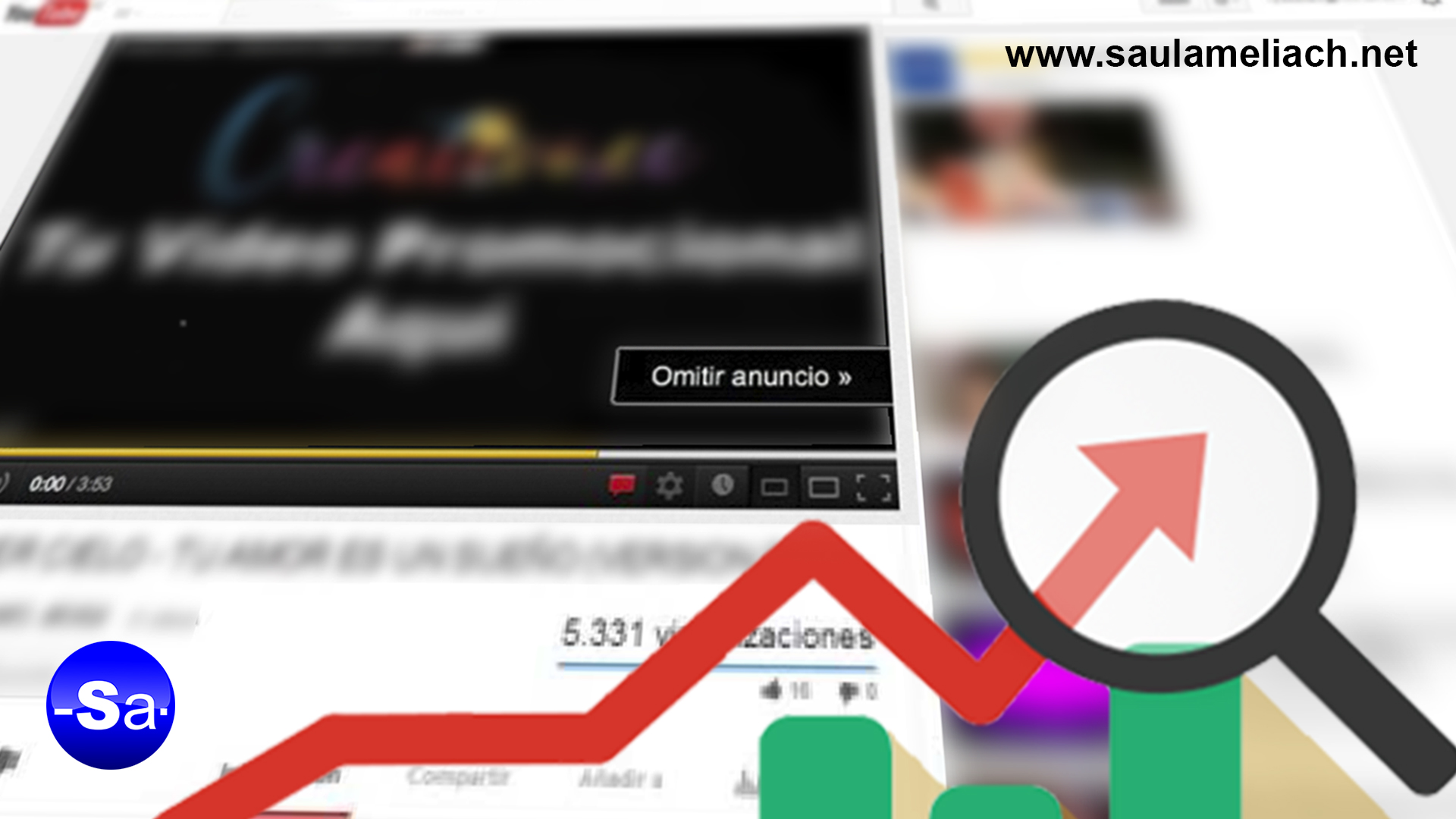 Saul Ameliach tecnología de vídeo