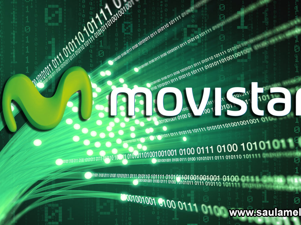 saul ameliach - Movistar presentó Fibra, su servicio de banda ancha hogareña d