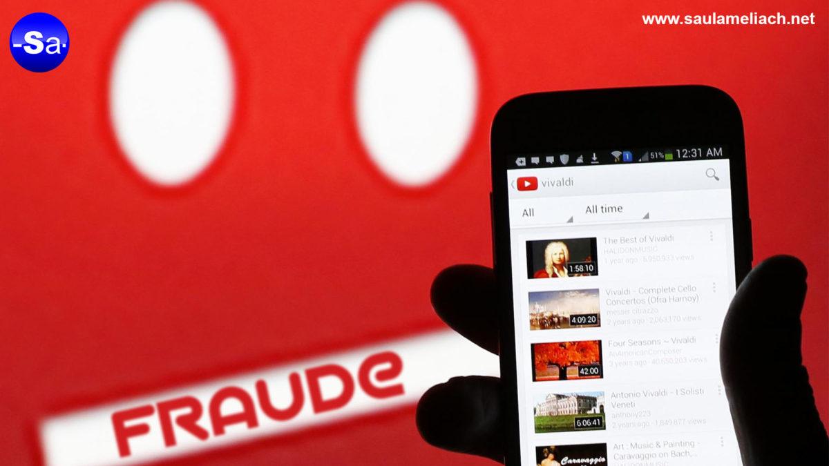 saul ameliach - youtube invertirá 25 millones de dólares para combatir las noticias falsas