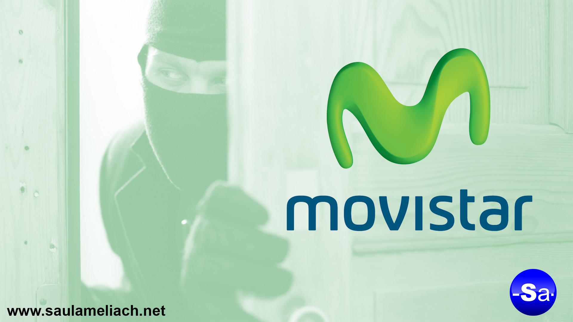 saul ameliach - Movistar sufre un fallo de seguridad que expuso datos de sus clientes