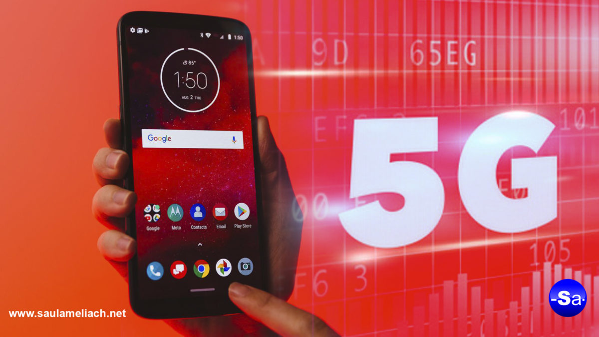 saul ameliach - Motorola se anota un punto con el Moto Z3, el primero con conexión 5G