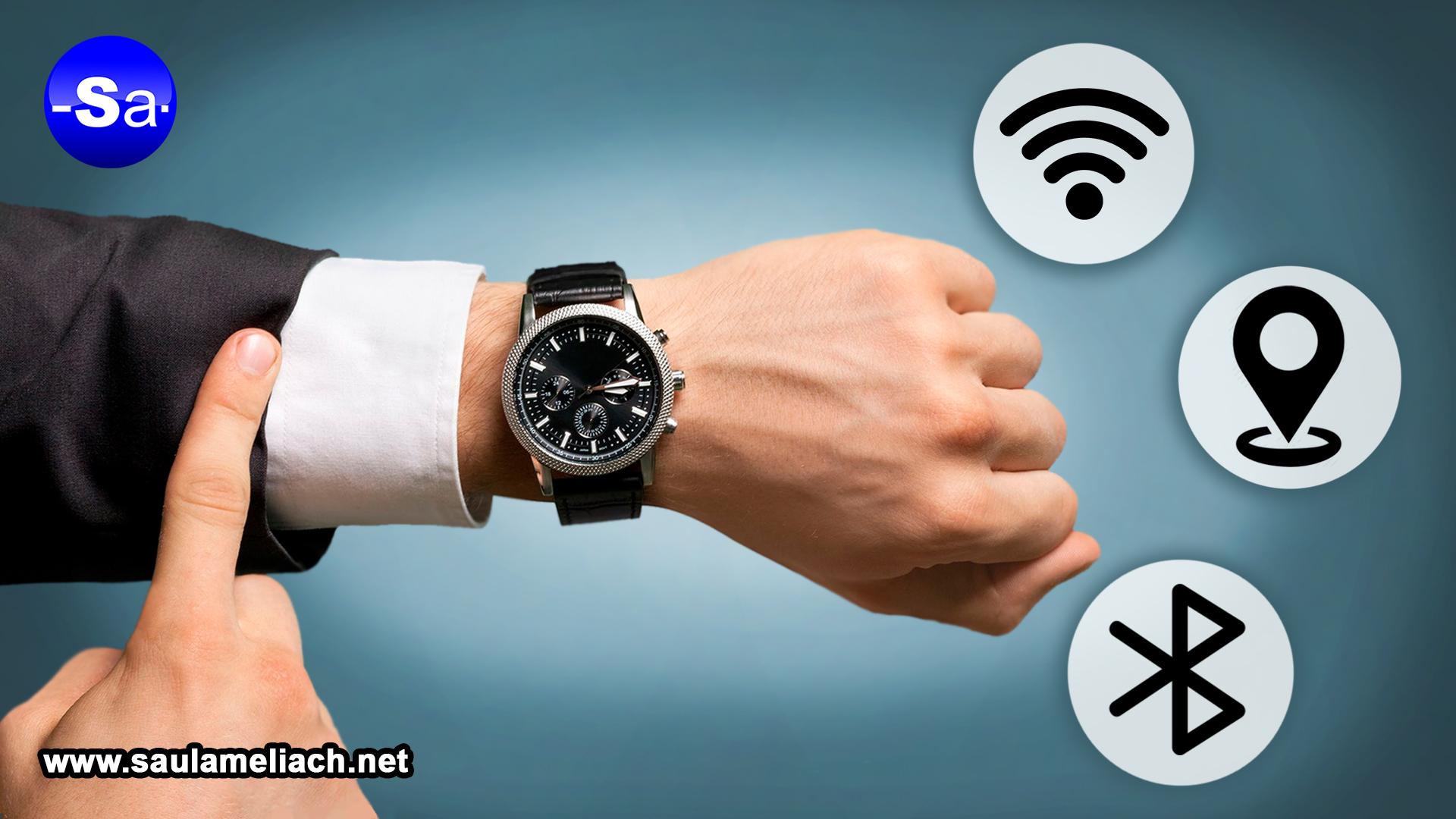 Saul Ameliach - Relojes Híbridos. La mezcla entre tecnológico y analógico