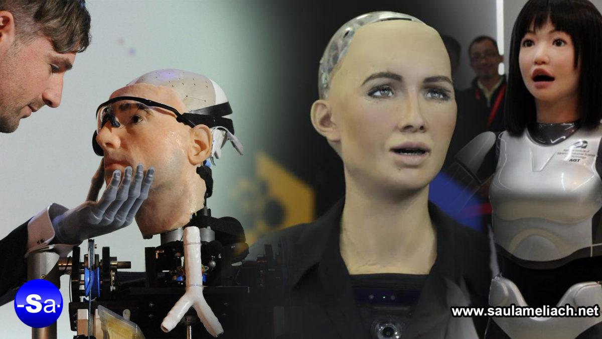 saul ameliach - robótica