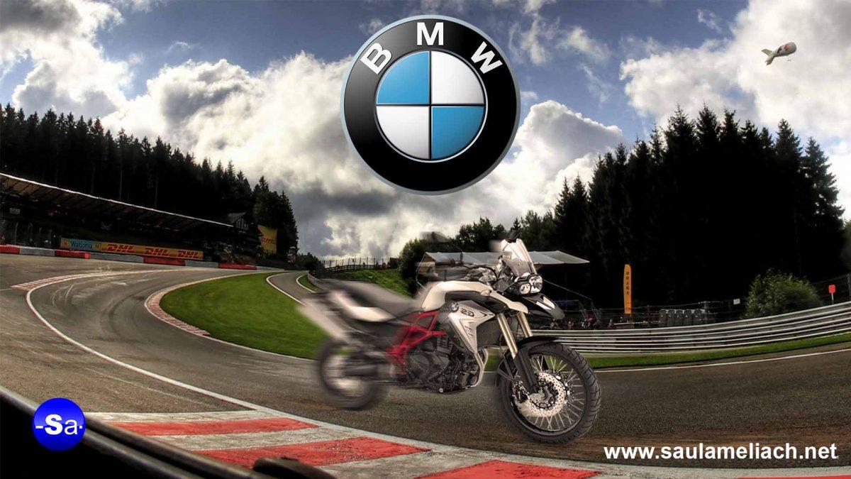 saul ameliach - BMW lanza al mercado moto de autoconducción para evitar accidentes