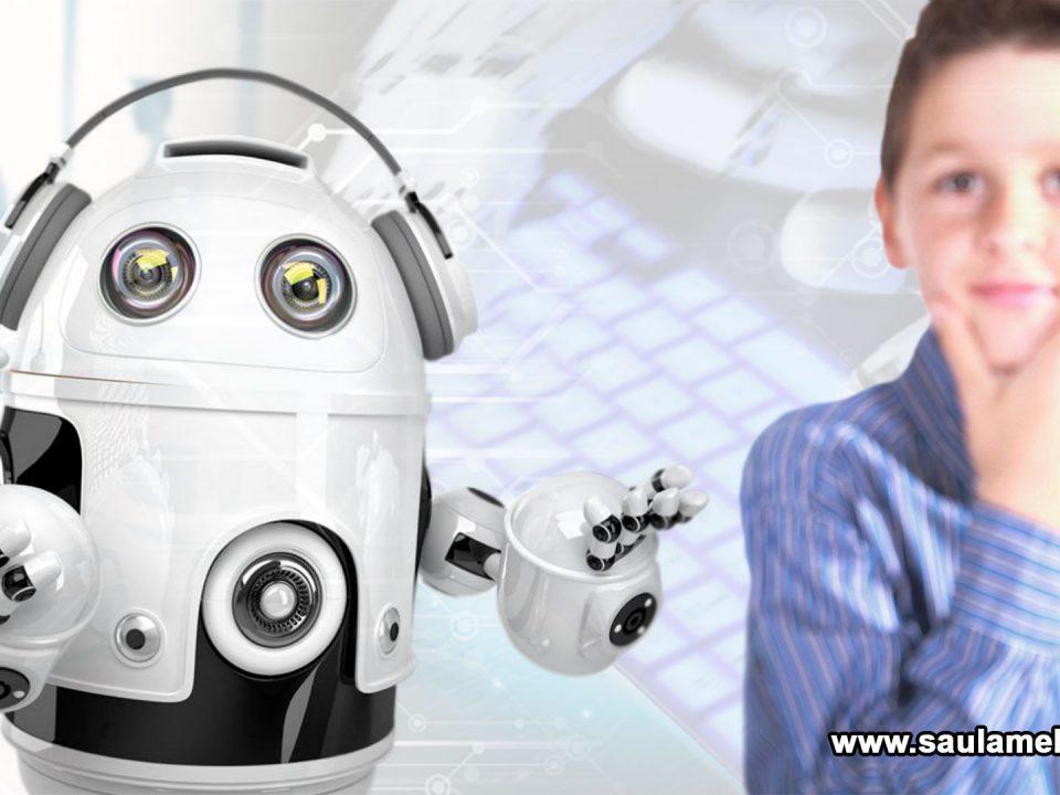 saul ameliach - La robótica