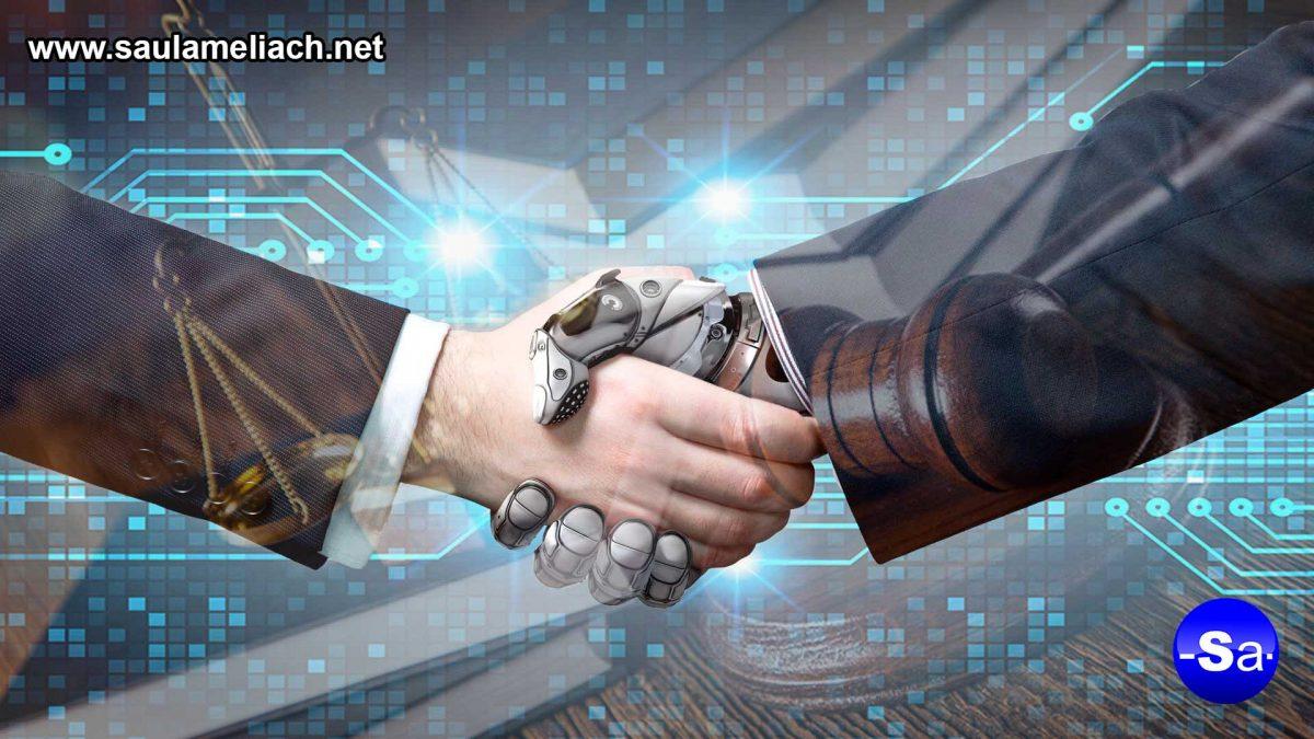 saul ameliach - Robots abogados