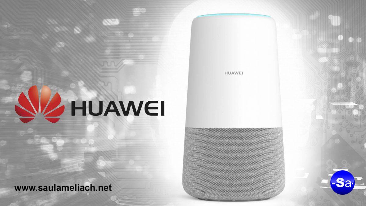 saul ameliach - huawei y los parlantes inteligentes