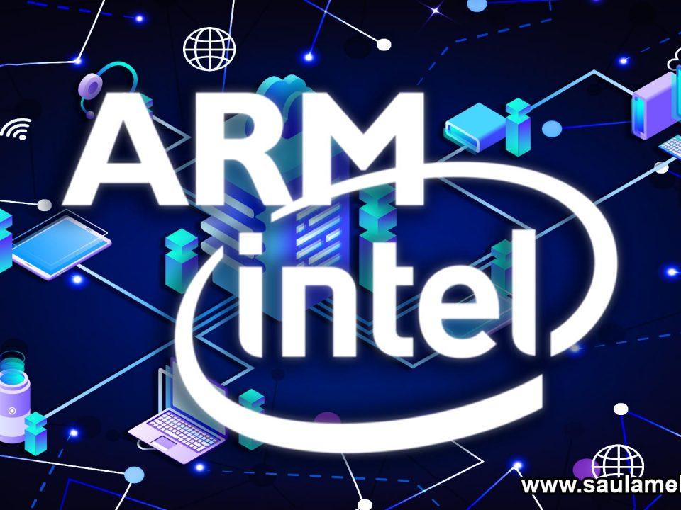 saul ameliah - Arm y Intel Alianzas