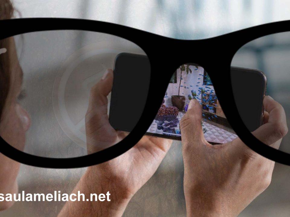 saul ameliach - Gafas antipantallas IRL Glasse