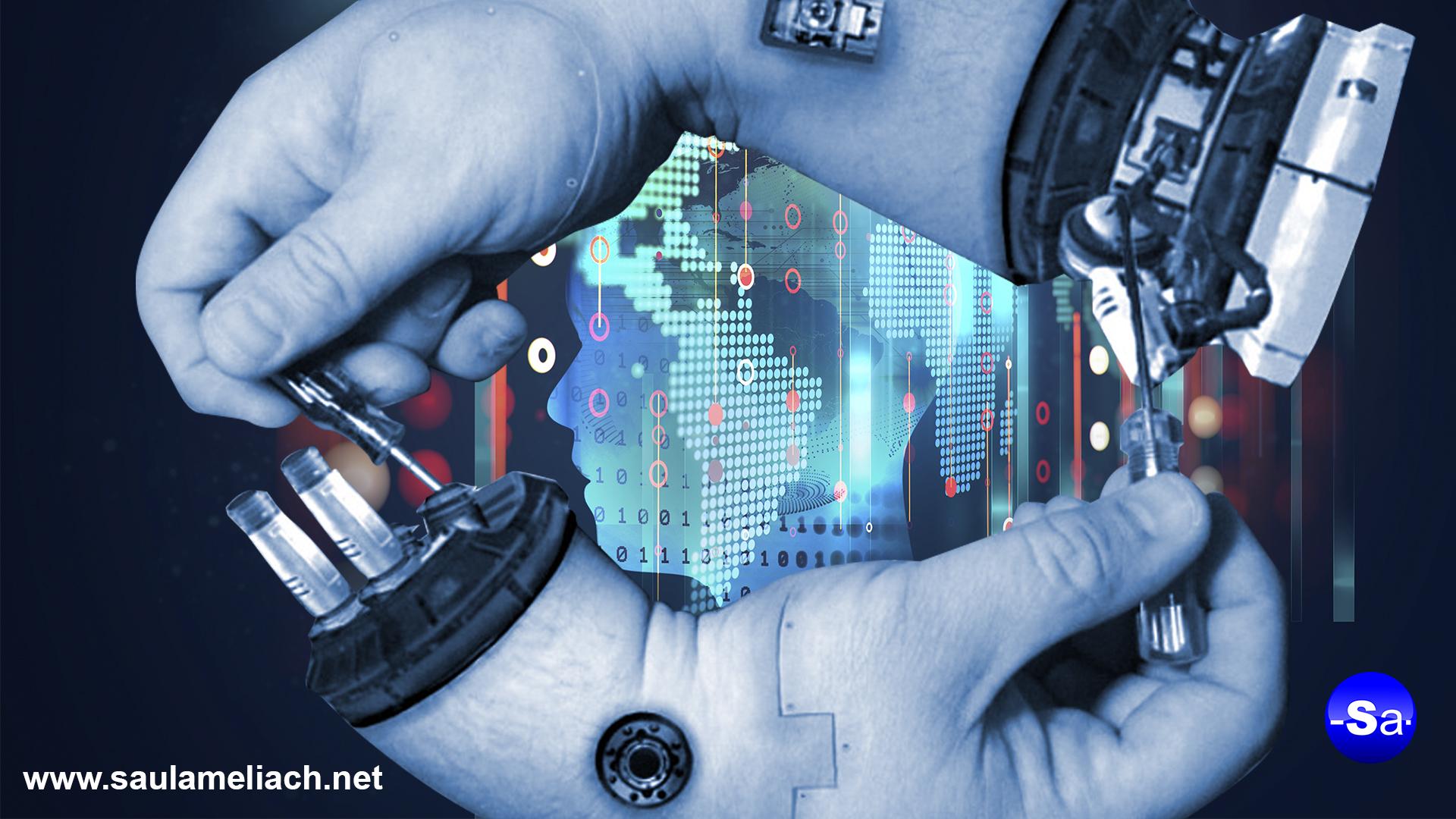 saul ameliach - Inteligencia Artificial y la industria 4.0